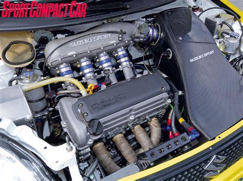 Suzuki Escudo Engine Suzuki Escudo Review And Photos