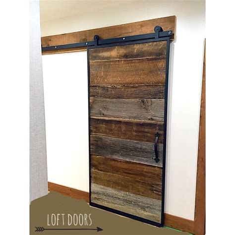 Install Sliding Barn Door How To Install Sliding Barn Doors 12 Steps With Pictures