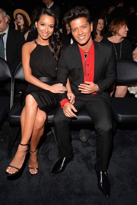 Jessicas Got A Grammy Date by Inside Bruno Mars Cheesy Date With