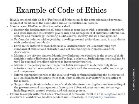 Ethical Legal Issues Revised On Ppt Download Code Of Ethics Template
