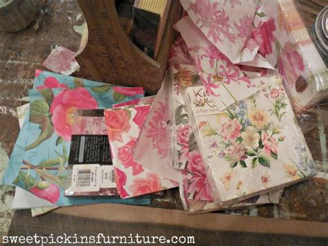 How To Decoupage Photos Onto Wood - 17 ideas about decoupage on wood on transfer