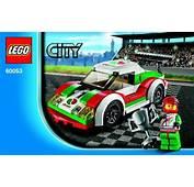 Notice / Instructions De Montage  LEGO City 60053