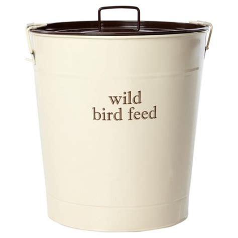 buy wild bird feed storage bin from our pet food