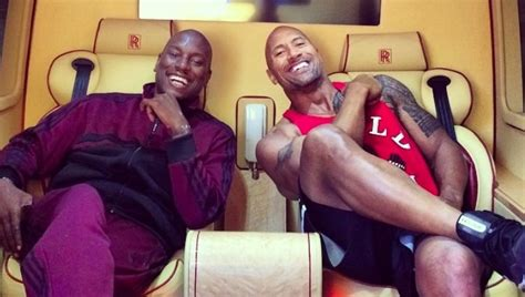 rolls royce sprinter tyrese has the rock in his rolls royce look alike mercedes