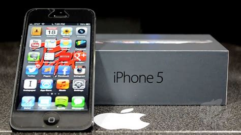 review iphone 5 black slate 64gb
