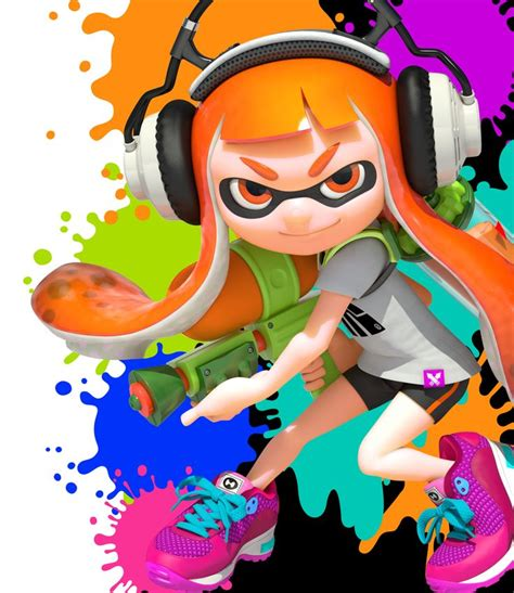 splatoon direct 5 07 2015 17 best images about splatoon on research