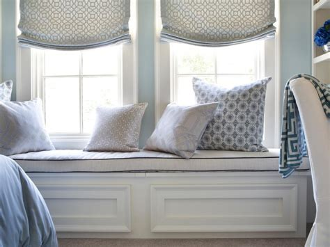 window seating budget friendly custom window seat ideas hgtv