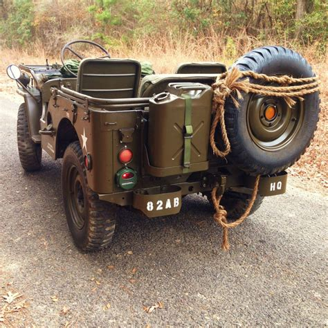 jeep willys for sale 2014 1950 jeep willys m38 mc military army 4 215 4 for sale