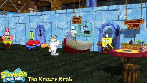 mmd stage the krusty krab by sab64 on deviantart