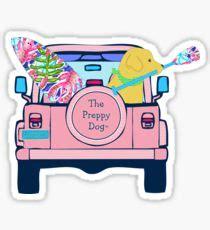 preppy jeep stickers preppy stickers redbubble