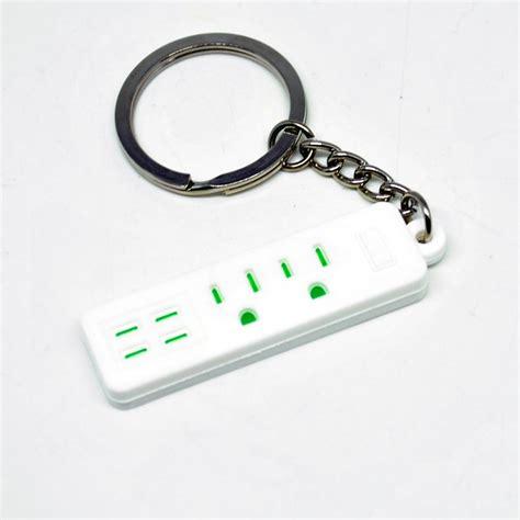 Gantungan Kunci orico keychain gantungan kunci white jakartanotebook