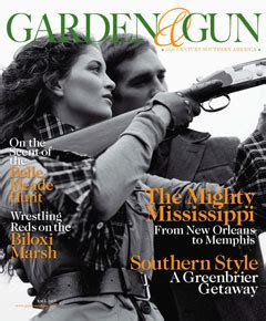 Garden And Gun by Doe A S Thankful Thursday Garden Gun