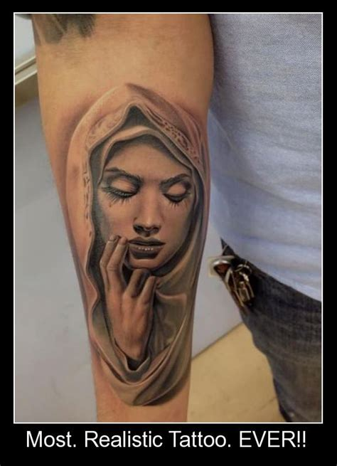 most realistic tattoos the most realistic barnorama