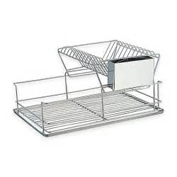 home basics 2 tier dish rack home basics 174 2 tier dish drainer bed bath beyond