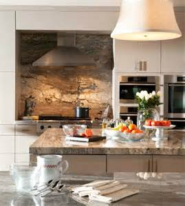 Kitchen Granite Backsplash 40 Awesome Kitchen Backsplash Ideas Decoholic