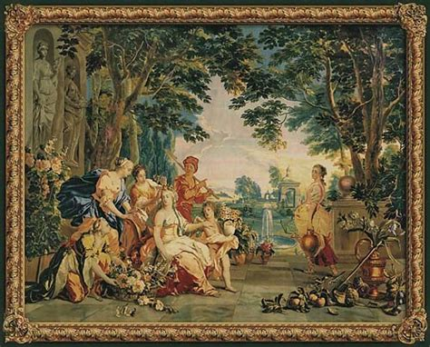 Tapisserie Définition by The Triumph Of Flora Francois Boucher Tapestry Wall Hanging