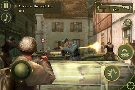 brothers in arm 2 apk iphone news brothers in arms 2 global front pocket gamer