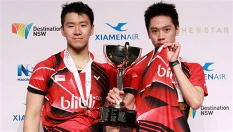 Sepatu Badminton Kevin Sanjaya Asian kevin future of badminton doubles