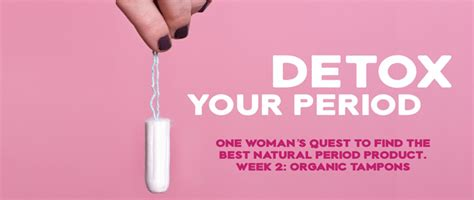 Menses As Detox by Be Prepared Period Breaking The Silence On The Quot