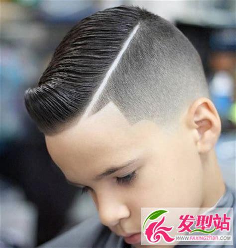 2018帅气小男孩发型 雕刻创意潮流儿童发型图片大全 儿童发型 发型站 最新流行发型设计发型图片与美发造型门户网