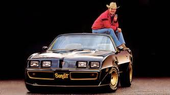 Pontiac Trans Am Smokey And The Bandit 20 Of The Most Iconic Cars