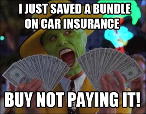 Car Insurance Meme - funny pictures just saved on car insurance