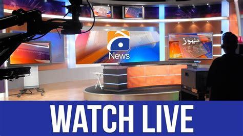 live news geo news live
