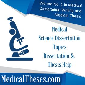 Molecular Biology Dissertation Topics by Science Dissertation Topics Thesis Writing