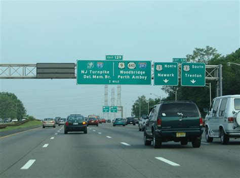 On Garden State Parkway South Today by New Jersey Aaroads Garden State Parkway South Newark