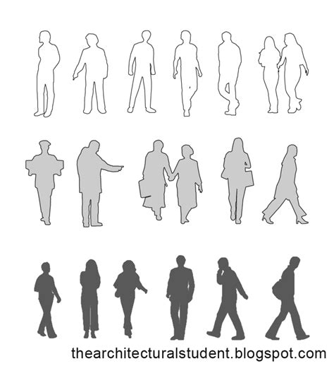 human vector tutorial learn how to get scale people into your renderings and the