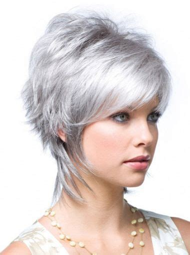 ladies new fashion trend alert grey hair weave is the new fad in 10 best grey wigs for older women images on pinterest