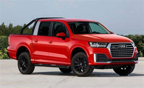 new audi pickup truck 2019 review price 2018 2019