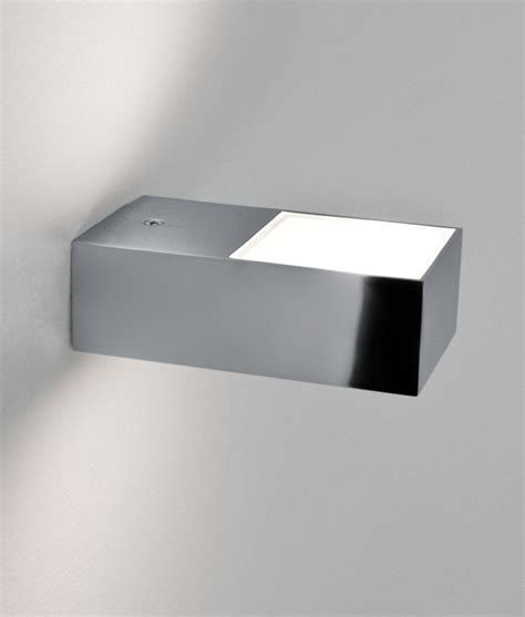 Bright Bathroom Lights Mini Chrome Bright Bathroom Wall Light
