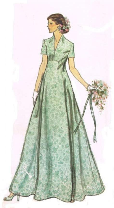 design dress making pattern vogue 1156 sewing pattern 1970s vintage couturier design