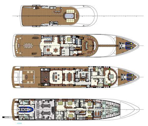 luxury yacht floor plans skyfall yacht layout trinity yachts motor