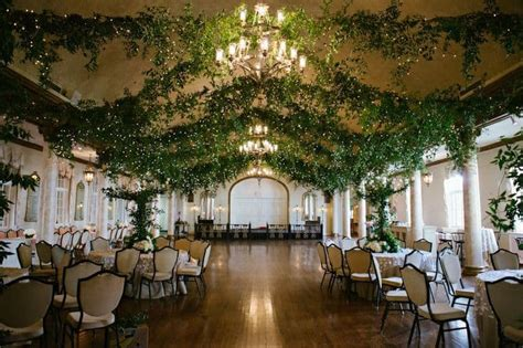 indoor garden wedding reception ideas december 2014 premier michigan wedding consultants