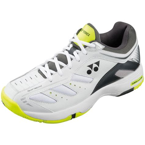 all white tennis shoes yonex mens sht cefiro all court tennis shoes white