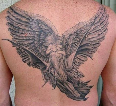 sexy angel tattoo design pictures of black models with tattoos 2012