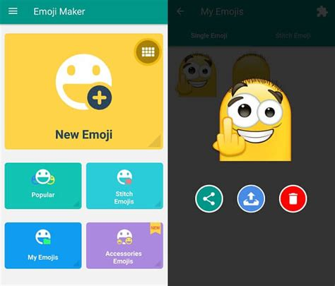 emoji design maker build my own app home design