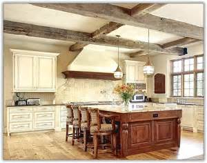 white rustic kitchen cabinets home design ideas