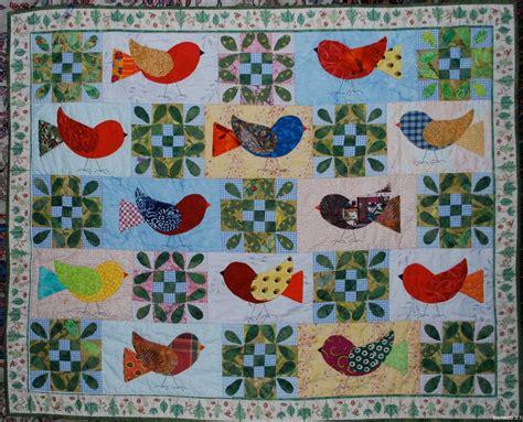Bird Quilt saturday stroll with benweb 3 2