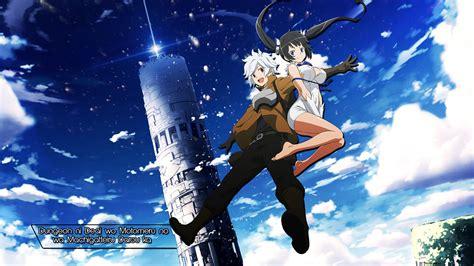 Wallpaper Anime Danmachi | danmachi bell and hestia wallpaper by theandreu44 on