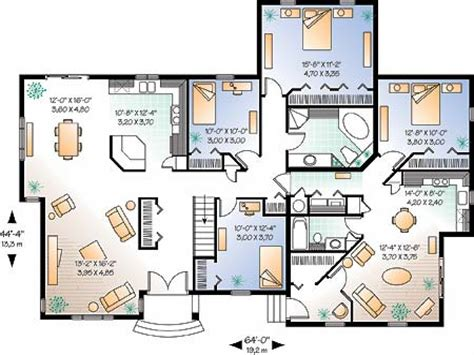 Floor Plan House Design | floor home house plans self sustainable house plans