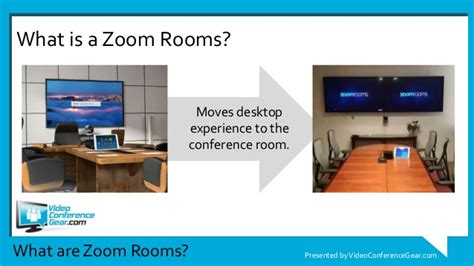 the zoom room zoom rooms a changer in conferencing