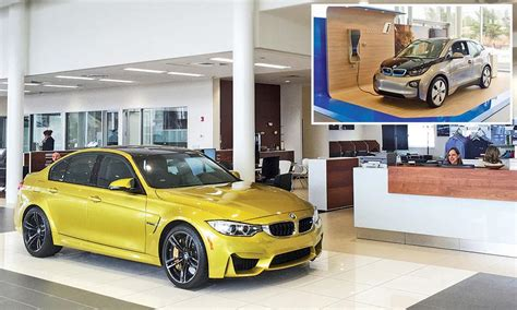bmw of cape cod bmw tries to win shoppers time back from third