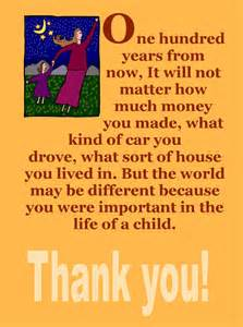 Thank You Letter Foster Mom seraaj family homes about sfh the value of a foster parent part i