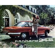 Panhard 24 Un Tigre Dans Votre Moteur  Boitier Rouge