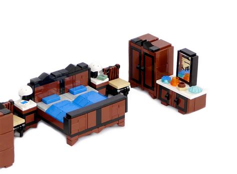 tutorial lego guest bedroom set cc furniture