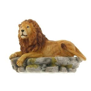 home interior lion picture home interiors gifts homco 2000 masterpiece lion s lion