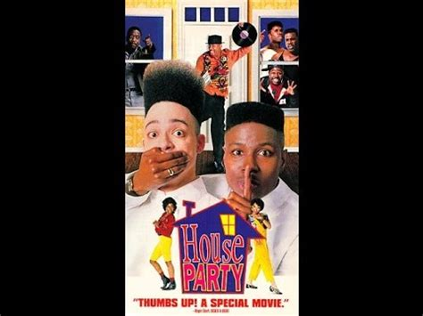 House Party 1990 Kid N Play Robin Harris Black History Review By Rmj Movie Reviews